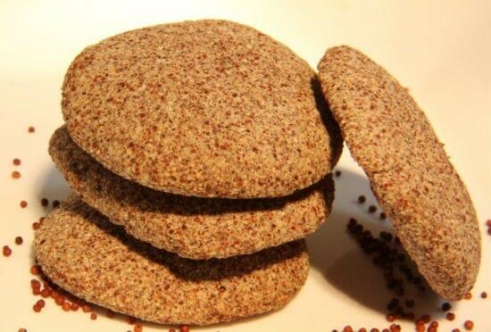 Kambu Biscuit (Bajra Biscuit)