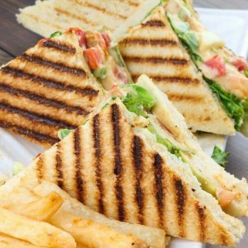Ambala Paneer Sandwich