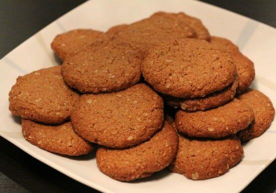 quinoa cookies - Quinoa Cookies