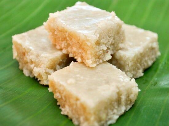 Cashew Nut Burfi