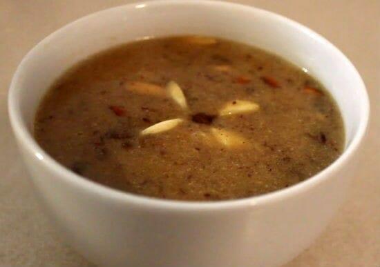 Dates Payasam (Khajur Kheer)