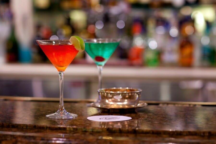 Festive Martini