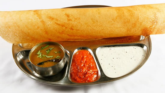dosa - How Are You Breaking Your Fast Today? Choose From Top 10 Breakfast Recipes