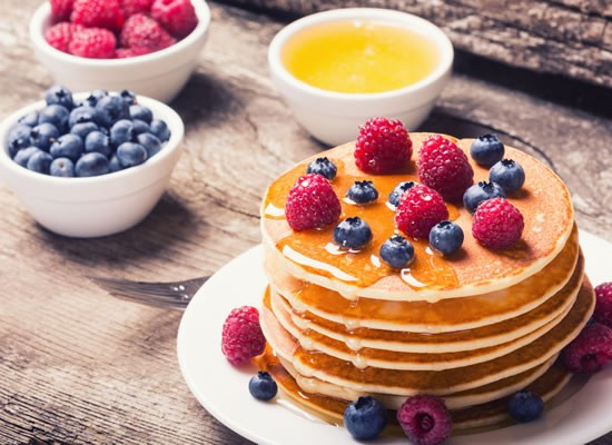 pancakes - How Are You Breaking Your Fast Today? Choose From Top 10 Breakfast Recipes