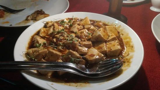 Ma Po Tofu - When your Date is a Worldly Classics Cocktail!