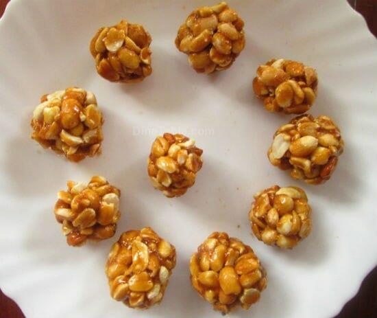 peanut balls - Peanut Balls