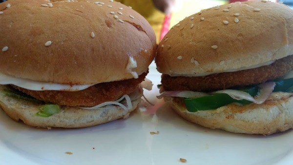 hungry bird burger - When Thai Chicken met the Awesome foodie in me!