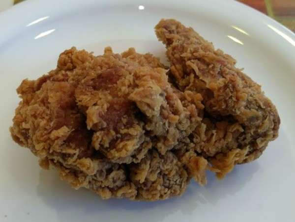 thai crispy chicken - When Thai Chicken met the Awesome foodie in me!