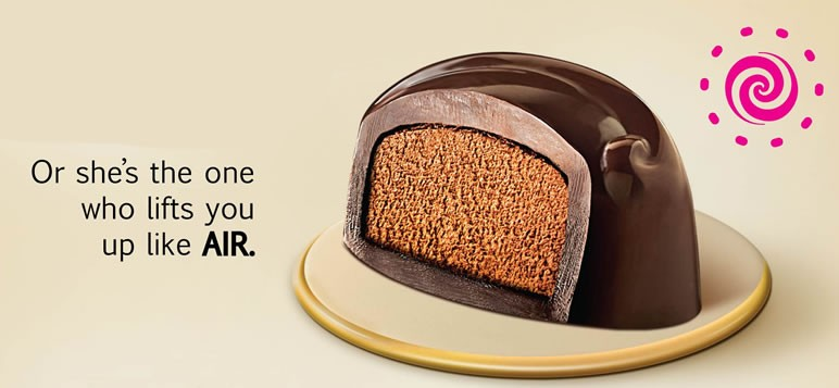Fabelle Elements Air - Weave the chocolate bond with your sister this Raksha Bandhan