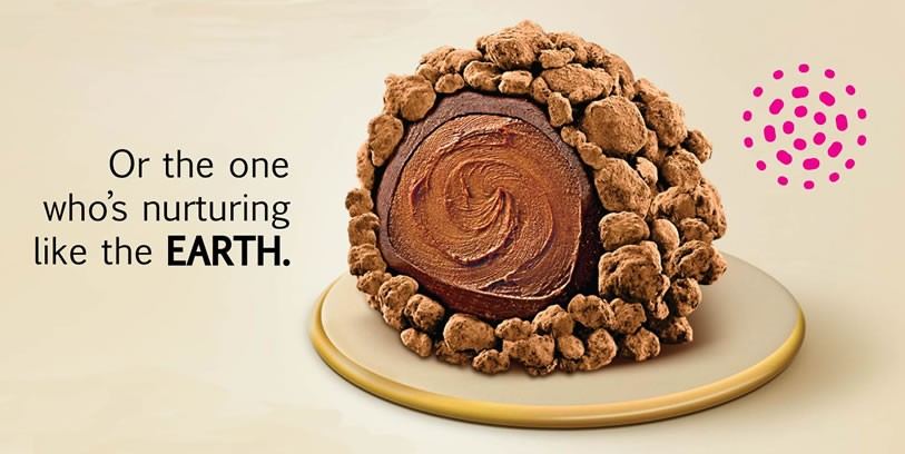 Fabelle Elements Earth - Weave the chocolate bond with your sister this Raksha Bandhan