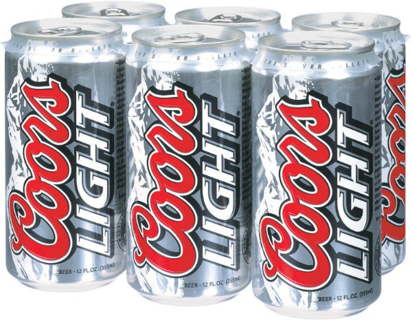 Coors Light Beer - Top 10 Beers of The World