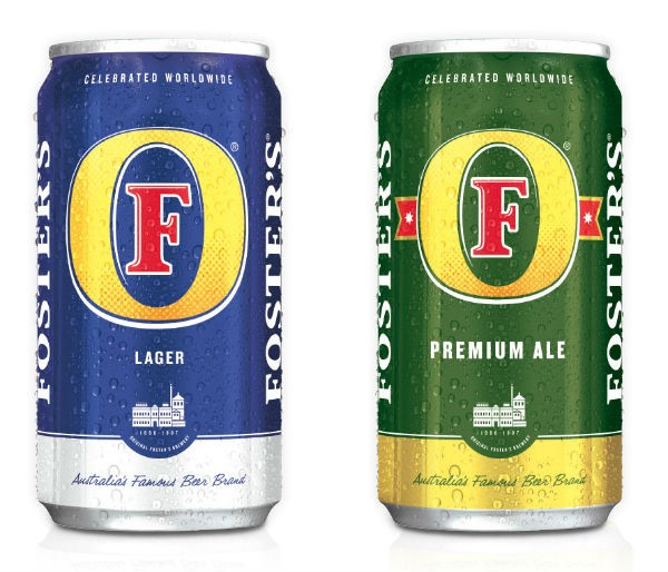 Fosters - Top 10 Beers in India