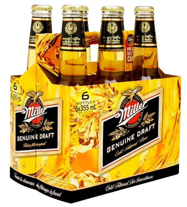 Miller - Top 10 Beers in India