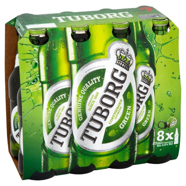 Tuborg - Top 10 Beers in India
