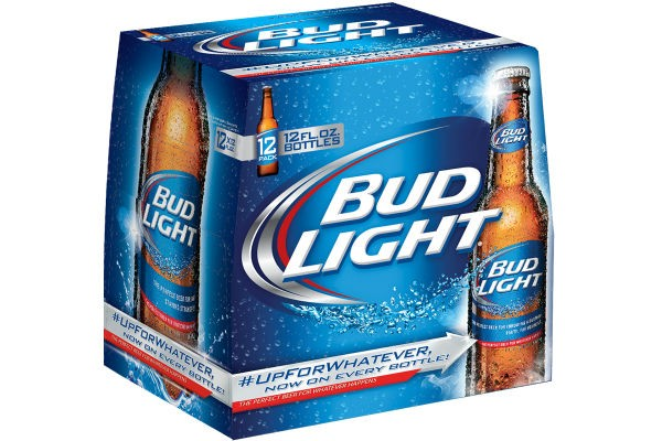 bud light - Top 10 Beers of The World