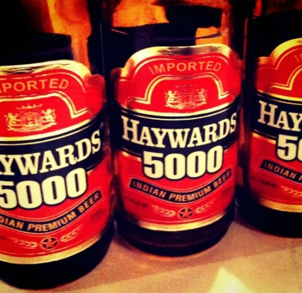 haywards 5000 - Top 10 Beers in India