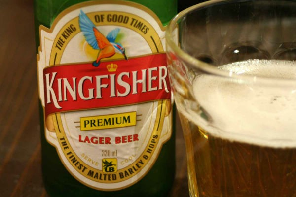 kingfisher premium beer - Top 10 Beers in India