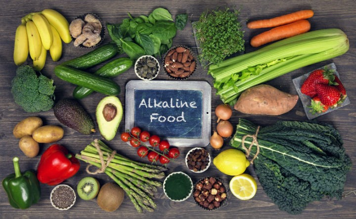 Alkaline diet - 10 Popular Diet Plans to Reduce Weight