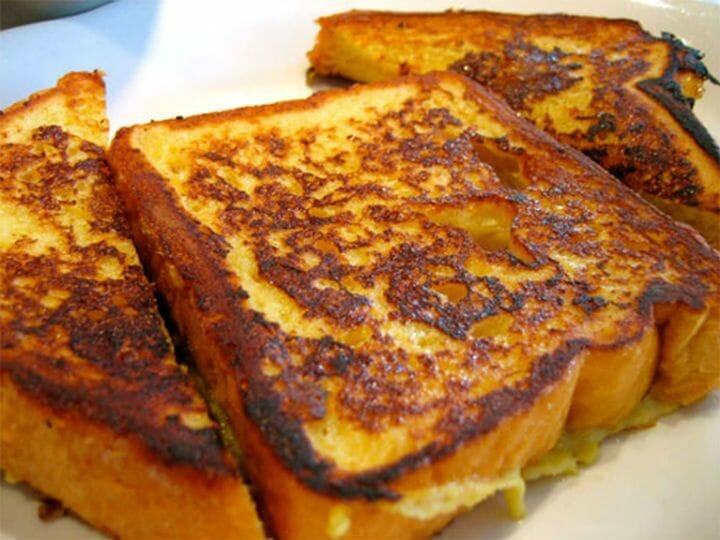 Bombay Toast