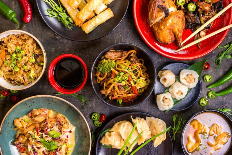Regional Cuisines of China