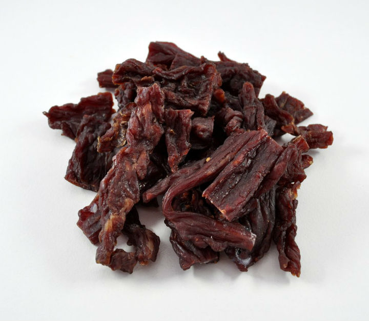 Jerky Dried meat - Dried Meat Chutney