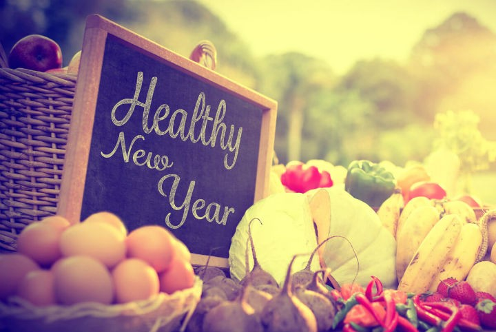 healthy new year 2018 - 5 Foodie Resolutions to Keep in 2018