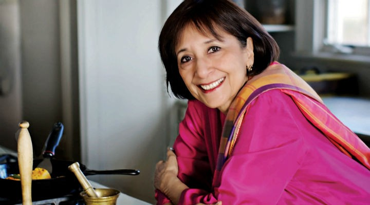 madhur jaffrey - Top Indian Chefs on TV