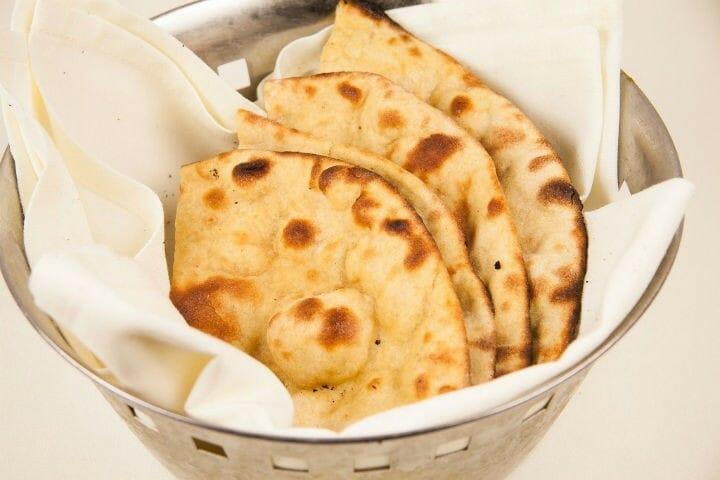 malai tandoori roti - Malai Tandoori Roti