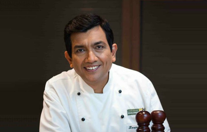 sanjeev kapoor - Top Indian Chefs on TV