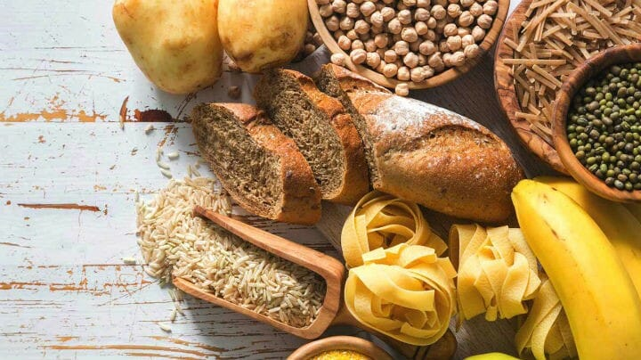 Carbs add extra pounds to your body
