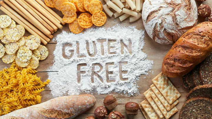 gluten free diet - 9 Food Myths That are False