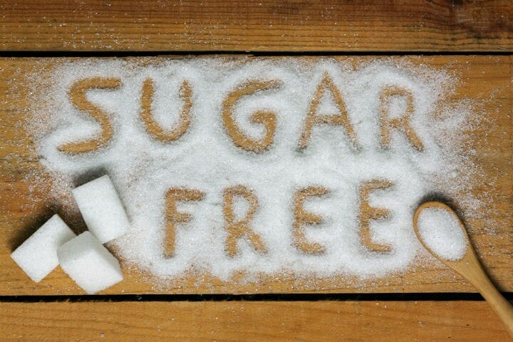 Sugar-free and fat-free versions are better to cut down calories