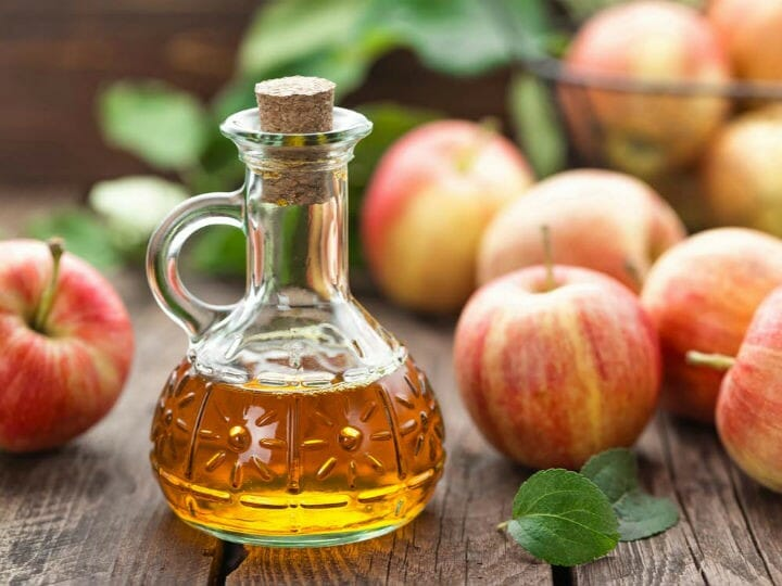 apple cider vinegar - 19 Foods to Take For Diabetes