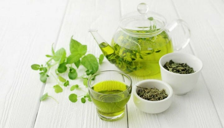 green tea 1 - 19 Foods to Take For Diabetes