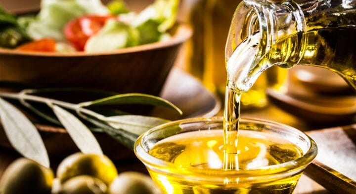 olive oil - 19 Foods to Take For Diabetes