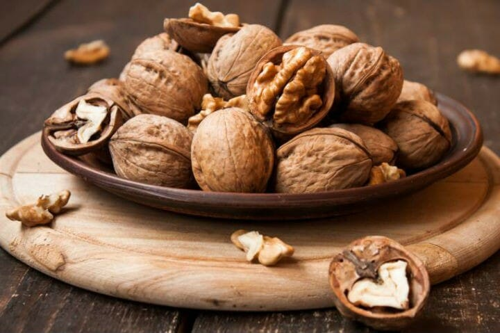 walnuts - 19 Foods to Take For Diabetes