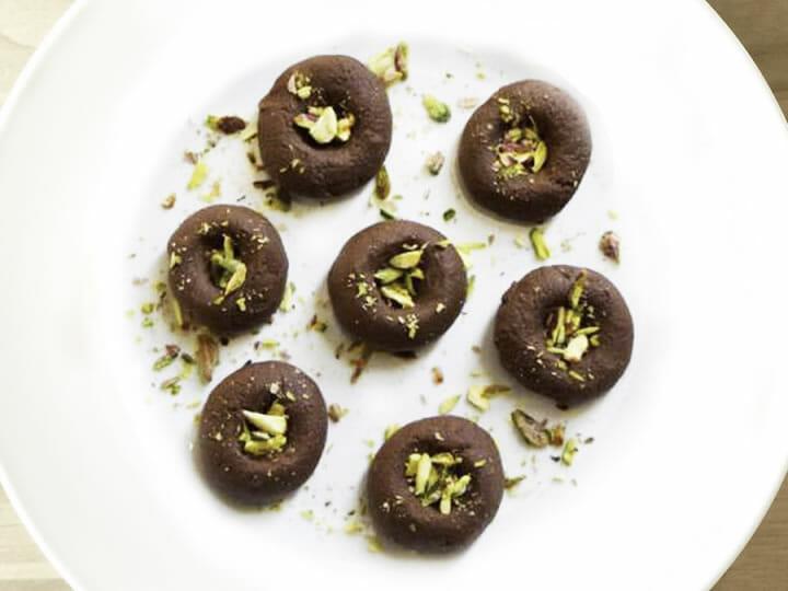 chocolate peda - Chocolate Peda