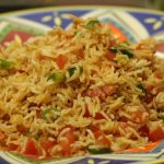 Mexican Chilli Rice