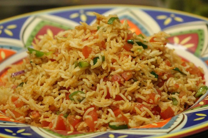 Mexican Chilli Rice