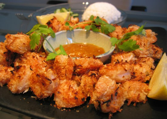 baked coconut shrimp - 7 Delicious Things To Bake This Christmas