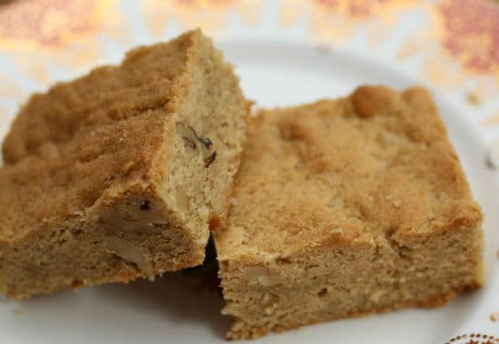walnut shortbread - 7 Delicious Things To Bake This Christmas
