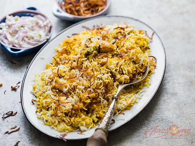 Biryani 01 2 - 10 Most Searched Foods of 2018