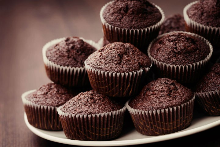 Keto Chocolate Muffins - Keto Chocolate Muffin