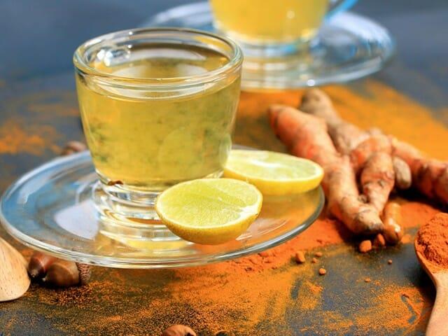 Turmeric Drink