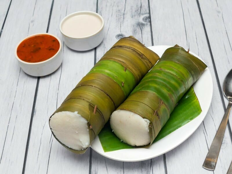 Mangalore Idli / Moode / Kotte Kadubu