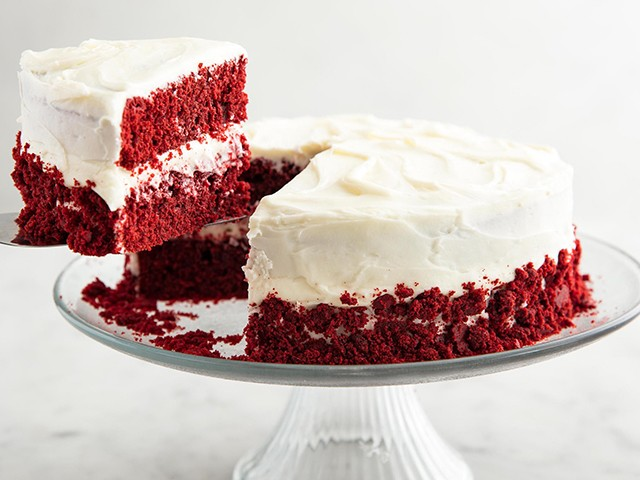 red velvet cake - 6 Cake Ideas To Surprise The Love Of Your Life