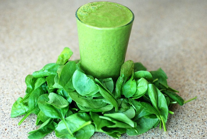 spinach - 7 Healthiest Food In The World