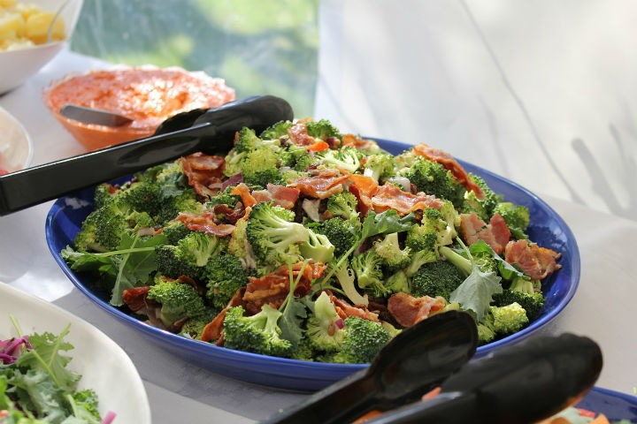 Broccoli salad - How Much Vegetables Should One Consume?