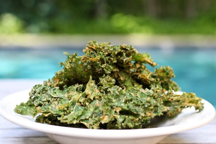 kale chips - A Teenager's Nutritional Needs