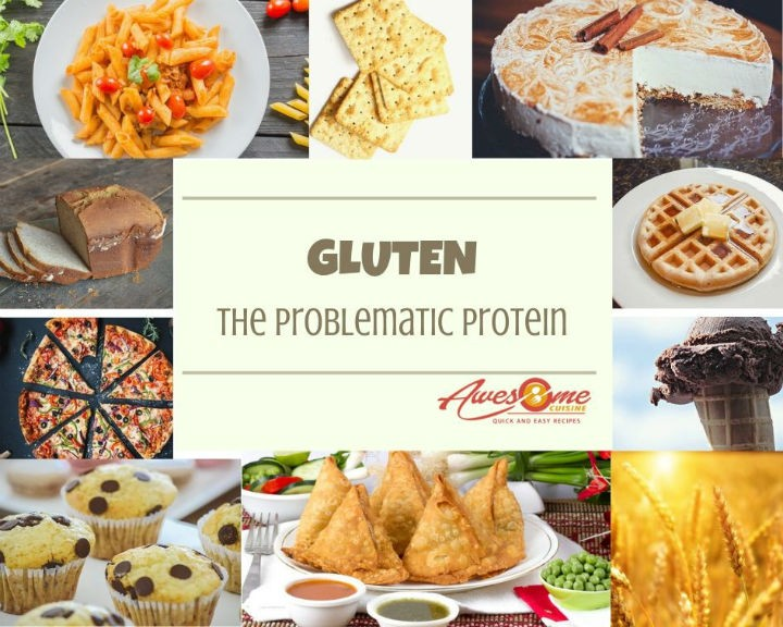 Gluten - the Problematic Protein